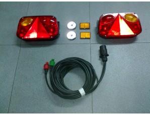 Kit electrico 7 polos