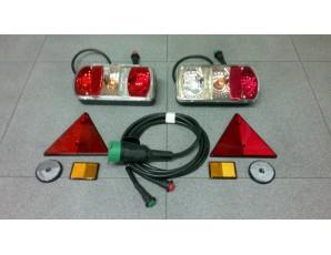 Kit electrico 13 polos